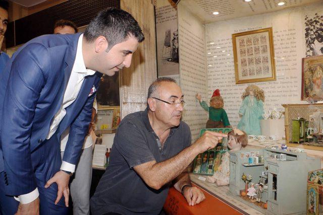 Türkiye'nin ilk ve tek Masal Müzesi, Kartal'da kuruldu