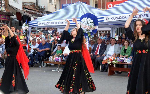 Afrodisias Festivali başladı