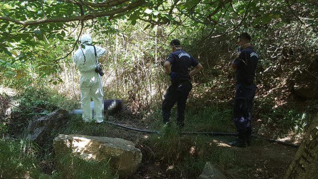 3 gündür aranan gencin, dere kenarında cesedi bulundu