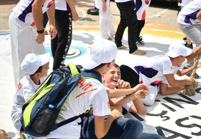 Tokat'ta herkes için spor etkinliği