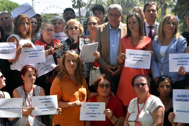 CHP İzmir'den Emine Bulut tepkisi