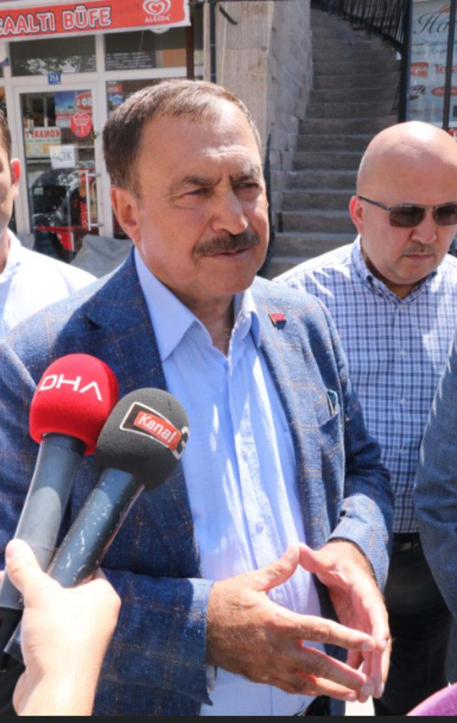 Cumhurbaşkanlığı Irak Özel Temsilcisi Eroğlu: Teröristlerin inlerine giriyoruz