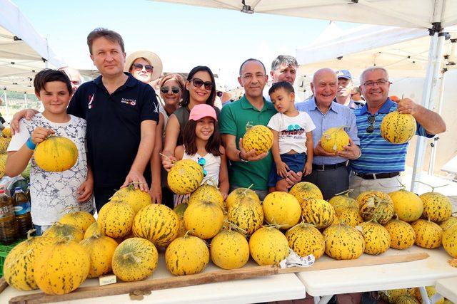 Urla'da 'Kavun Festivali'