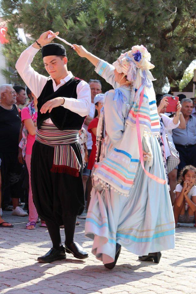 Çeşme'de 'Tarım ve Sakız Koyunu Festivali'