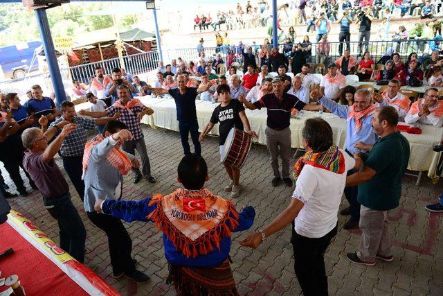 Kumluca'da 1. Büyükalan Şenlikleri