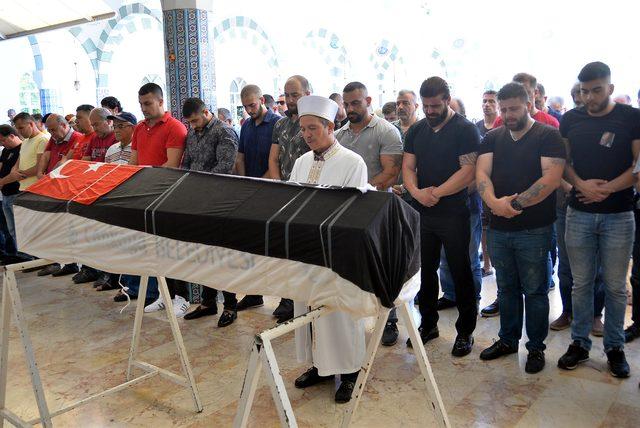 'Domdom Ali'nin kardeşi Burdur'da toprağa verilecek