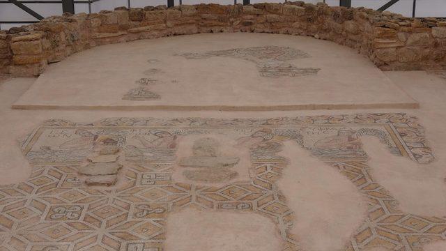 Hadrianapolis Antik Kenti'ne güvenlik kameralı koruma