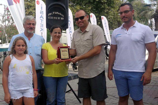 Anamur'da Balon Balığı Turnuvası