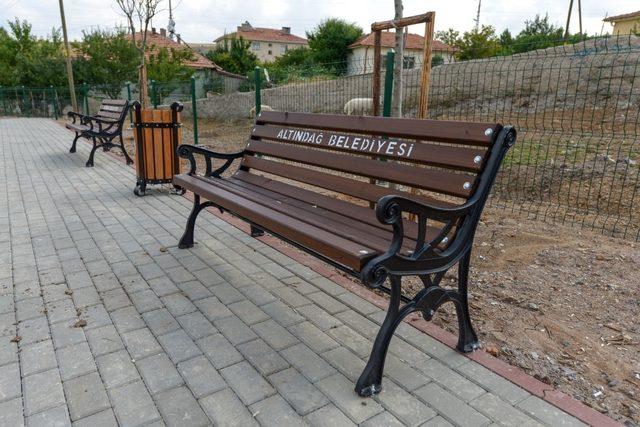 Eski köylere yeni parklar