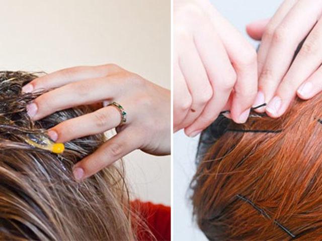 Düzleştirici Kullanmadan Doğal Yolla Saçlarınızı Yola Getirmek İçin 9 Yöntem