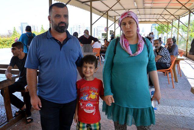 Asel bebek ve ailesi yardım bekliyor