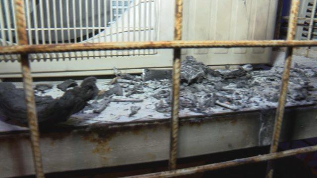 Sancaktepe'de bir bankanın klima ünite bölümüne EYP'li saldırı