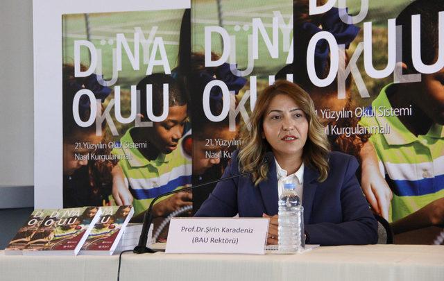 Şirin Karadeniz: Doğru eğitim sistemi için imece usulü çalışmamız gerekiyor
