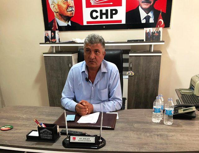 CHP'lilere yönelik silahlı saldırıyı gerçekleştiren şüpheli tutuklandı