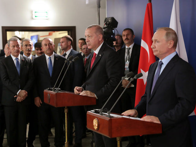 Erdoğan: İdlib için Astana ruhuna uygun çalışmalıyız (2)