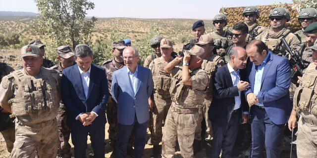 Mardin, Şırnak ve Batman'da PKK'ya yönelik 'Kıran-2' operasyonu başlatıldı