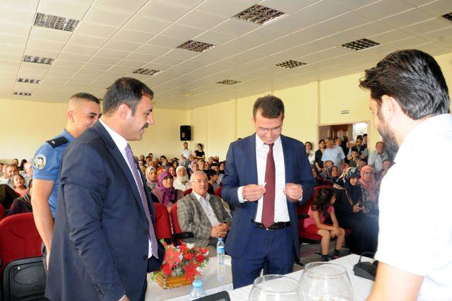 Kırşehir'de 125 aile, TOKİ ile ev sahibi oldu
