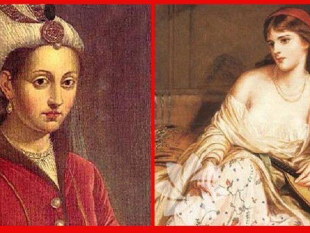 Kanuni Sultan Süleyman'ın Tarihe Damgasını Vuran Eşi Hürrem Sultan'ın Bilinmeyen Yönleri
