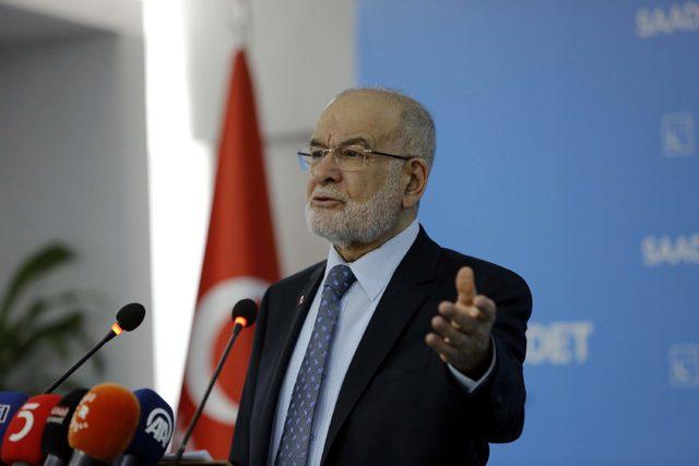 Karamollaoğlu: İktidar kriz algısını yönetme peşinde