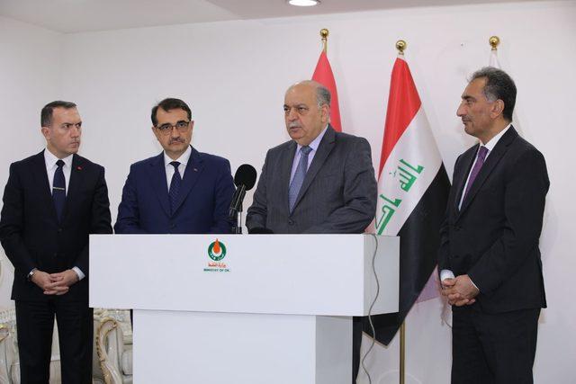 Enerji Bakanı Dönmez: Irak-Türkiye boru hattı stratejik öneme sahip