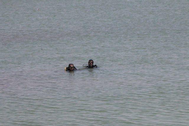 Balık tutmaya gittiği baraj gölünde boğuldu