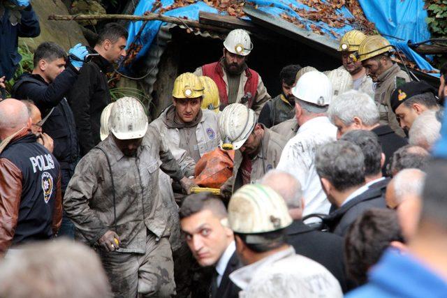 3 işçinin öldüğü kaçak maden ocağının sahibine tahliye