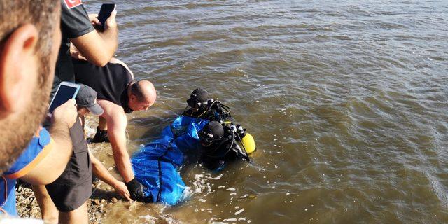 Dedesiyle balık tutmaya giden Halil, düştüğü baraj gölünde kayboldu (2)