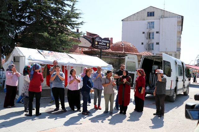 Bolu Belediyesi'nde işten çıkarılan işçilerden 18'i işe geri alındı