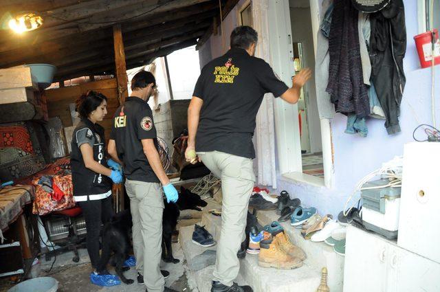 Yalova'da uyuşturucu tacirlerine büyük operasyon