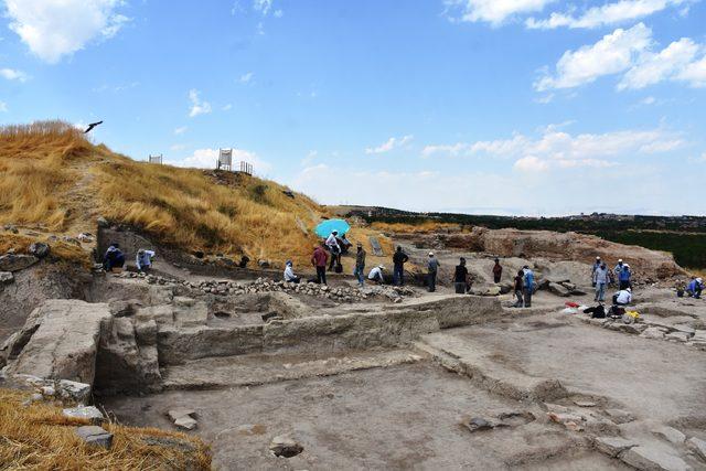 Arslantepe Höyüğü'nde bu yılki kazı çalışmaları başladı
