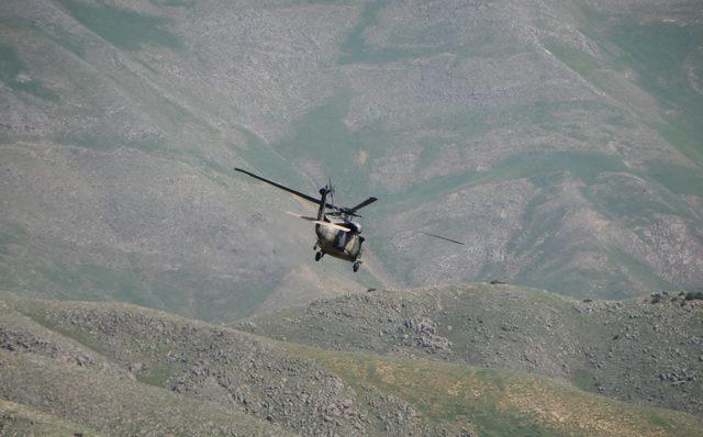 Tunceli'de teröristlere ağır darbe