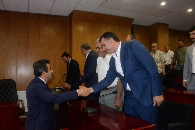 Diyarbakır Büyükşehir Belediyesi'nde esnaf daire başkanlığı kuruluyor