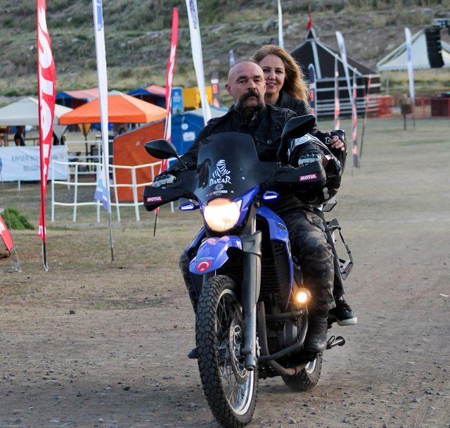 Kayser'de 'Erciyes Moto Fest' heyecanı