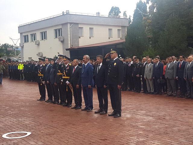 Tunceli'de Zafer Bayramı kutlandı