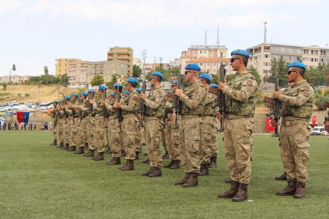 Şırnak'ta Zafer Bayramı kutlamalarında terörle mücadele mesajı