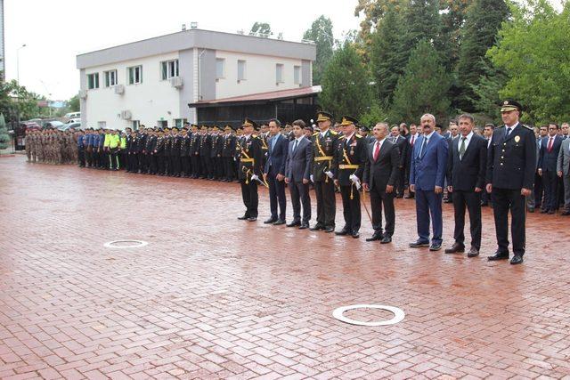 Tunceli'de 30 Ağustos Zafer Bayramı