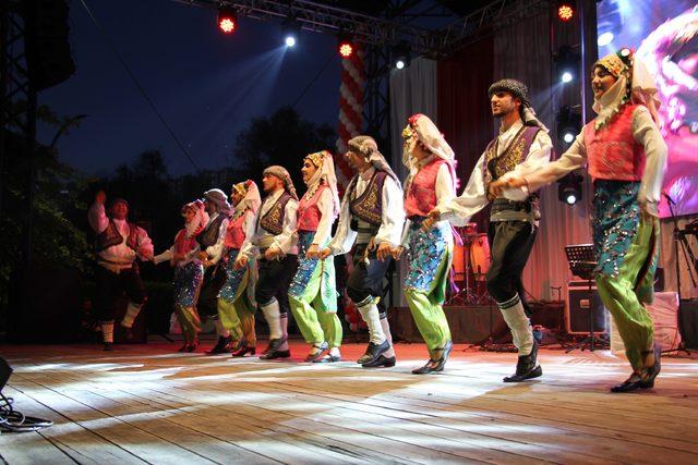 Başakşehir'de 30 Ağustos Zafer Bayramı kutlaması