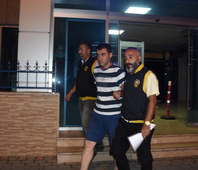 Manavgat'ta 1,5 kilogram altın çalan şüpheli yakalandı (2)