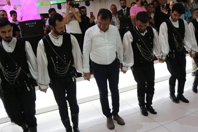 İmamoğlu, görevden alınan HDP'li Türk ve Mızraklı ile görüştü (2)
