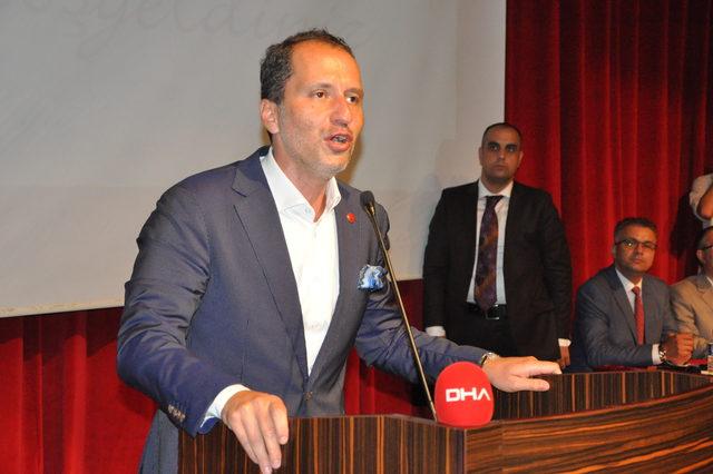 Fatih Erbakan: Erdoğan ve hükümete yapılan siyasi şantajdır