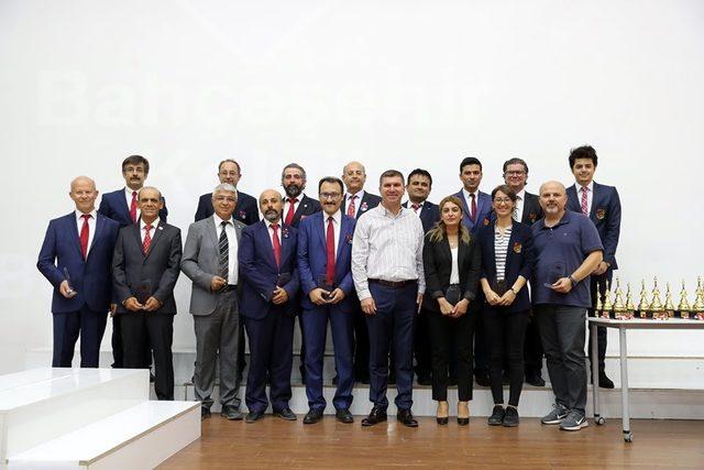 Burdur Gölü Uluslararası 5. Açık Satranç Turnuvası sona erdi.