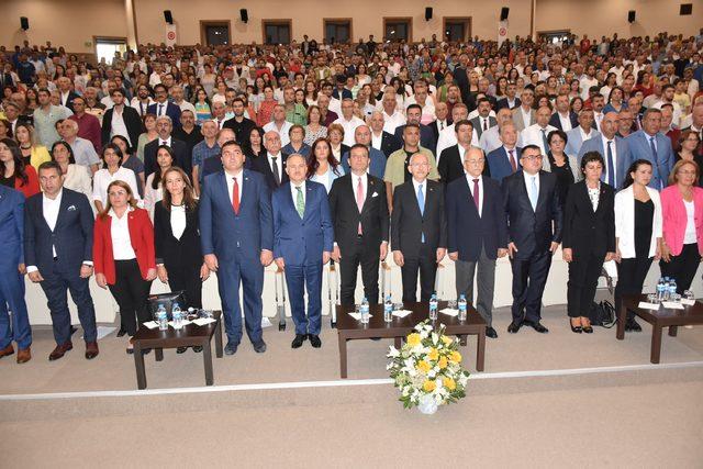 Kılıçdaroğlu: Cumhurbaşkanı kesinlikle tarafsız olmalı (3)