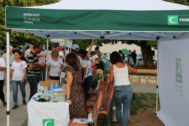 Tunceli'de Halk Sağlığı Haftası etkinlikleri