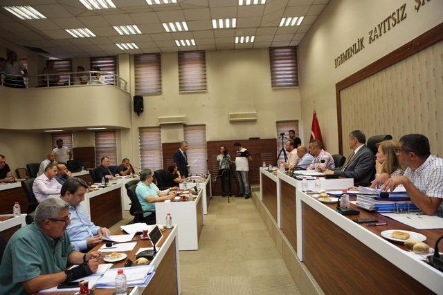 Bartın Belediye Meclis toplantısı yapıldı
