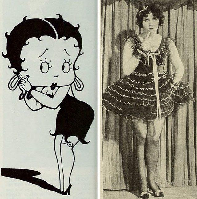Helen Kane, Betty Boop