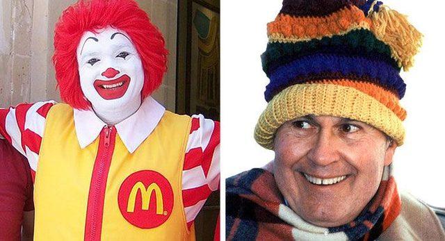Willard Scott, Ronald McDonald
