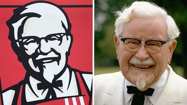Albay Sanders, KFC