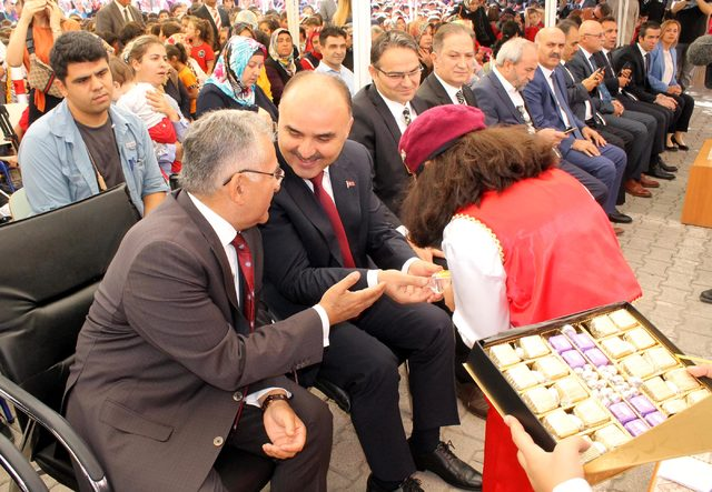 Kayseri'de, 309 bin öğrenci dersbaşı yaptı