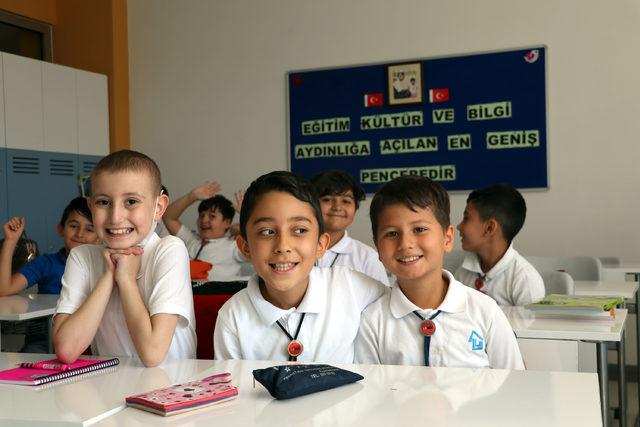 Lösemili çocukların okul heyecanı