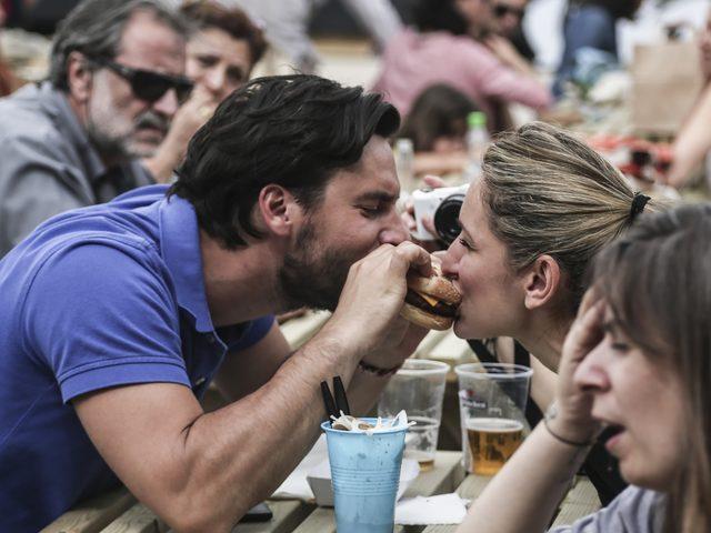 Selanik Sokak Yemekleri Festivali'nin İlki Şehri Salladı!